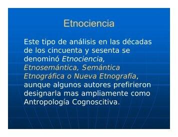Etnociencia