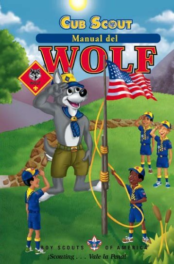 Manual Wolf - Boy Scouts of America