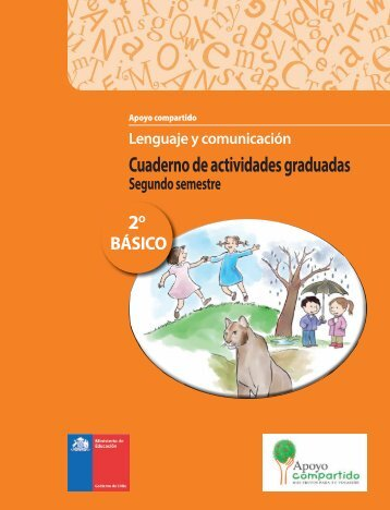 Lenguaje y comunicación Cuaderno de actividades graduadas ...