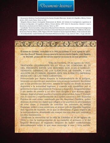 Documento histórico - INEHRM
