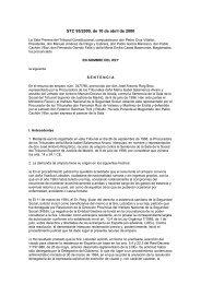 STC 95/2000 de 10 de abril de 2000. Derecho a la asistencia ...