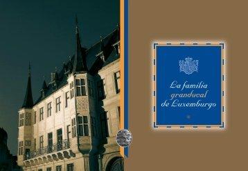 Famille gr.duc/ES - Portail du Grand-Duché de Luxembourg
