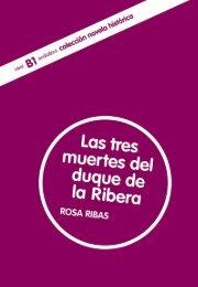 Las tres muertes del Duque de Ribera - Difusión