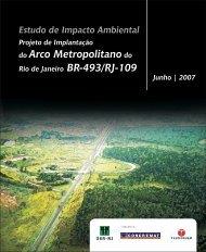 Arco Metropolitano BR-493/RJ-109 - Firjan