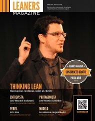 Thinking Lean. Innovación contínua, valor al cliente - Leaners