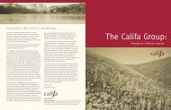 FY 10-11 Annual Report - Califa