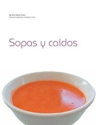 Sopas y caldos - Alimentos Argentinos