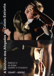 Anexo II - CEART - Udesc