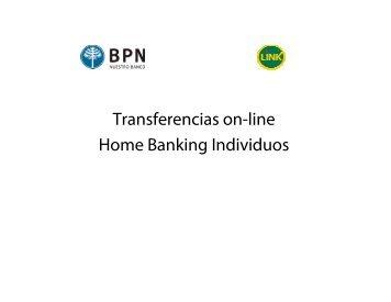 Transferencias on line_2_0 - BPN