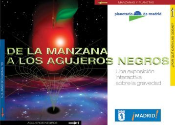 Descarga de folleto en PDF - Planetario de Madrid