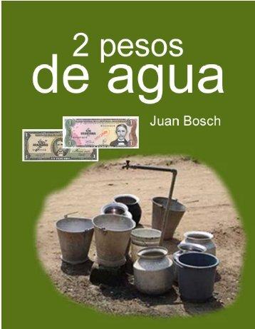 Dos pesos de Agua - Educando