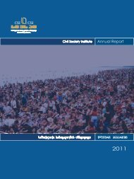 wliuri angariSi Annual Report