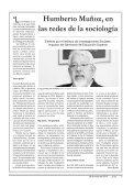 Educación con sentido social, rasgo distintivo de la UNAM - Page 7