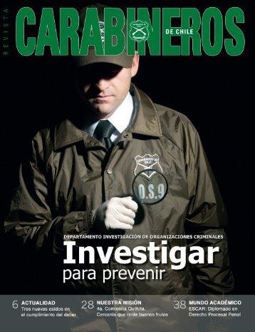Edición 674 Junio 2011 - Revista Carabineros