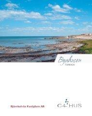 Broschyr - Byahusen