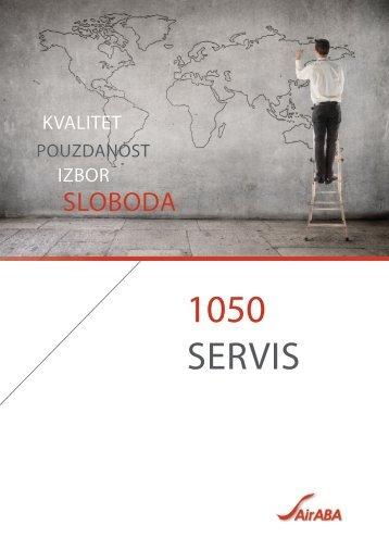 Servis 1050 Brosura - airaba.ba
