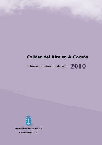 Calidad del Aire en A Coruña - Ayuntamiento de A Coruña