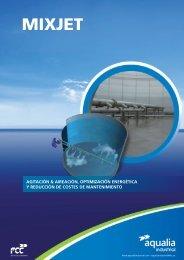 MIXJET - aqualia industrial