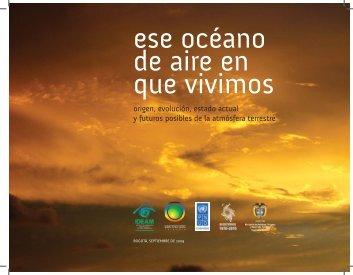 ese océano de aire en que vivimos - Ministerio de Ambiente ...