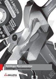 Catalogo herramientas BELLOTA