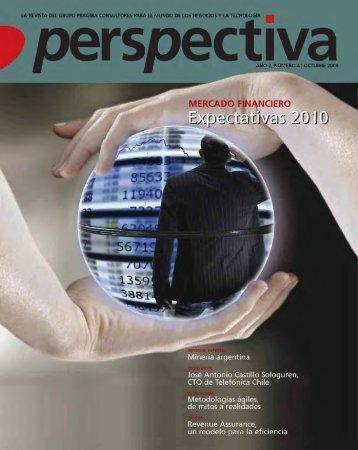 Revista Perspectiva N°4 - Pragma Consultores