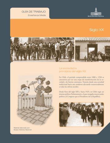 Siglo XX - Museo Regional de Ancud