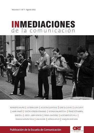Inmediaciones de la Comunicación - Universidad ORT Uruguay