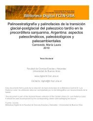 el documento - Biblioteca Digital FCEN UBA - Universidad de ...
