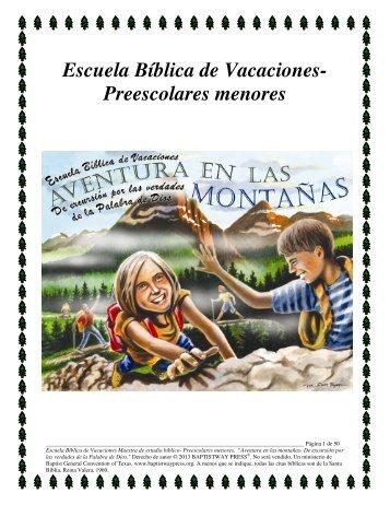 Líder - BaptistWay Press