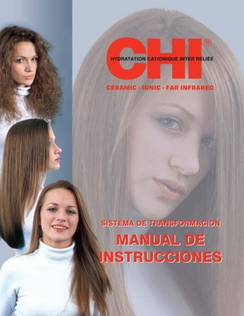 MANUAL DE INSTRUCCIONES MANUAL DE ... - Farouk Systems