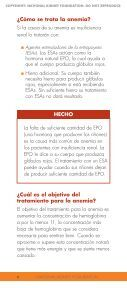 El manejo de la anemia - National Kidney Foundation - Page 6