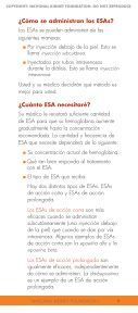 El manejo de la anemia - National Kidney Foundation - Page 7