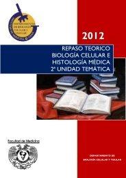 repaso teórico bloque ii - Facultad de Medicina - UNAM