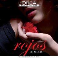 DESCUBRE los nuevos tonos rojos - cobrizos. intensos Un - L'Oréal ...