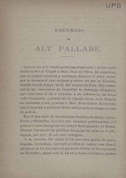 ALT PALLARS. - Dipòsit Digital de Documents de la UAB