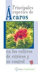 Guía de Acaros - Bayer CropScience