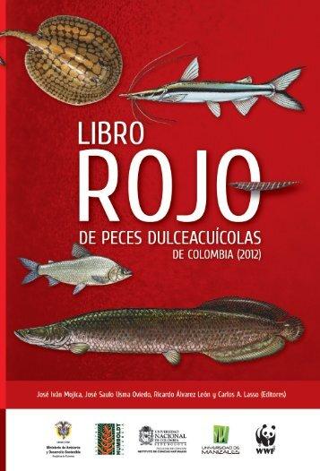 Libro Rojo Peces