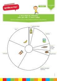 A Nova Roda dos Alimentos: roda, que roda... e torna a rodar!