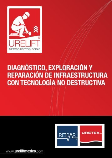 descargar catalogo - URELIFT México | URETEK