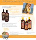 Ultimate Tan Ultimate Protection - Wrian Marketing Inc. - Page 5