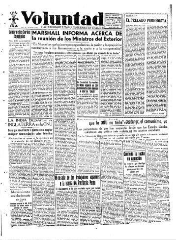 Voluntad 19470430 - Historia del Ajedrez Asturiano