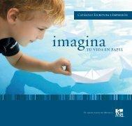 Catálogo de escritura - Inicio