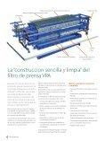 Filtro de prensa VPA - Metso - Page 4