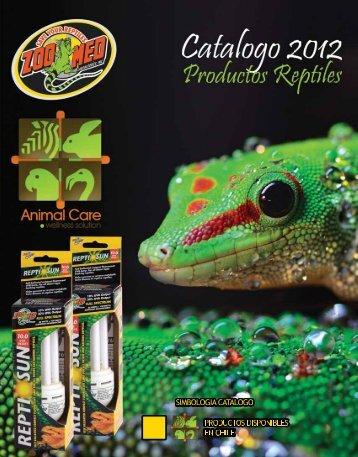 aquí el catálogo zoomed. - Animal Care ACWS