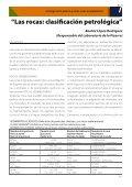 Catálogo de la pizarra y otras rocas ornamentales - Fundación ... - Page 7