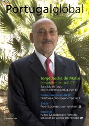 Jorge Rocha de Matos Presidente da AIP-CE - aicep Portugal Global