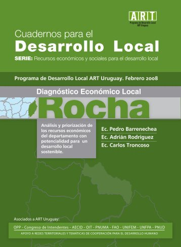 Diagnóstico Económico Local de Rocha - ART