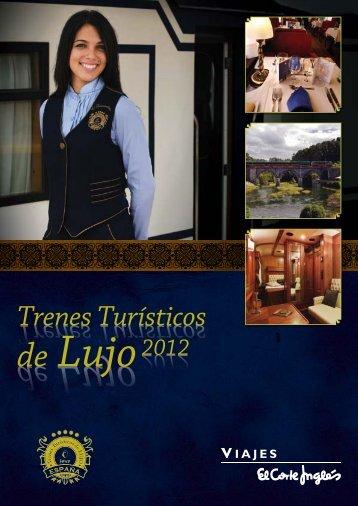 Trenes Turísticos - Viajes El Corte Inglés