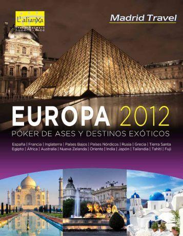 1 europa 2012 - Madrid Travel