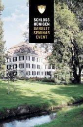 Download PDF - Schloss Hünigen